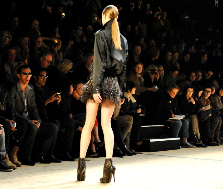 Barbara Bui fashion show paris (2)