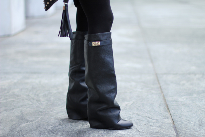 Givenchy - like boots low cost
