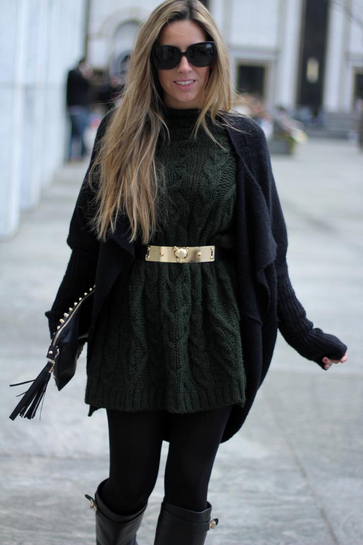 Street style Mónica Sors New York