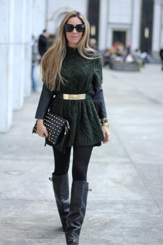 Street Style New York blogger