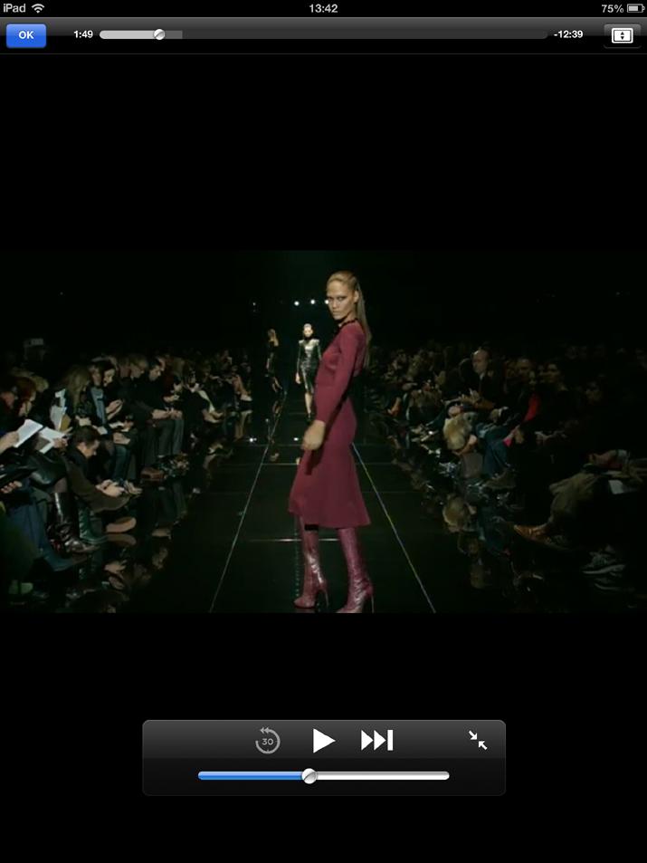Gucci Women's FW 2013-14 Milan Fashion Week