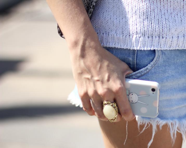 iPhone case, blogger, Mes Voyages à Paris, Iconemesis