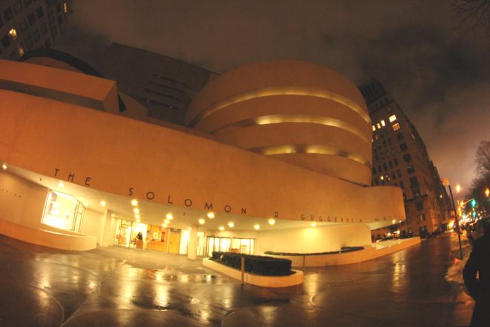 Guggenheim museum,