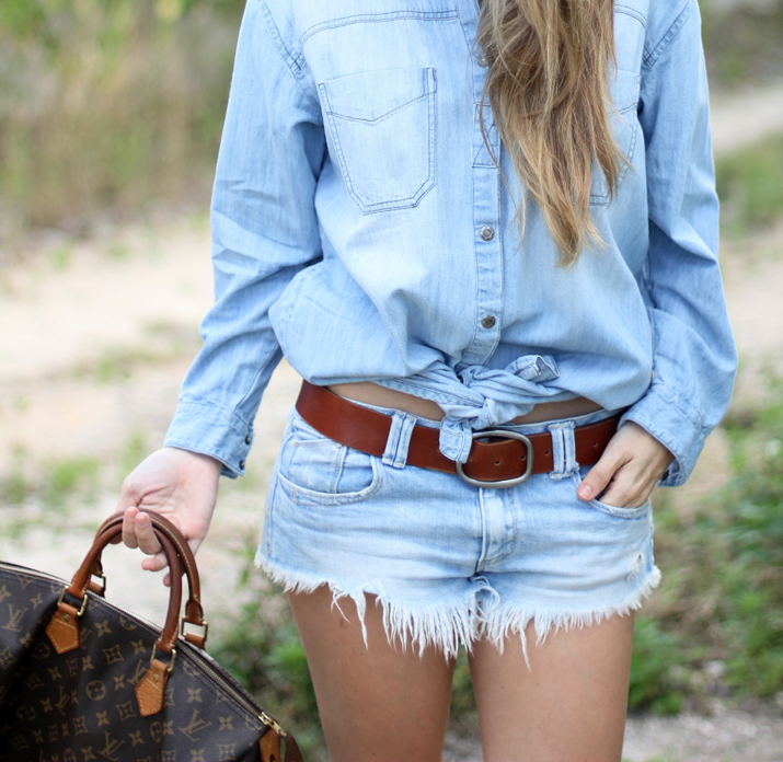 Inspiration denim on denim