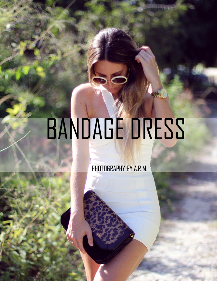 Bandage dress, Mónica Sors, Fashion blogger, Mes Voyages à Paris