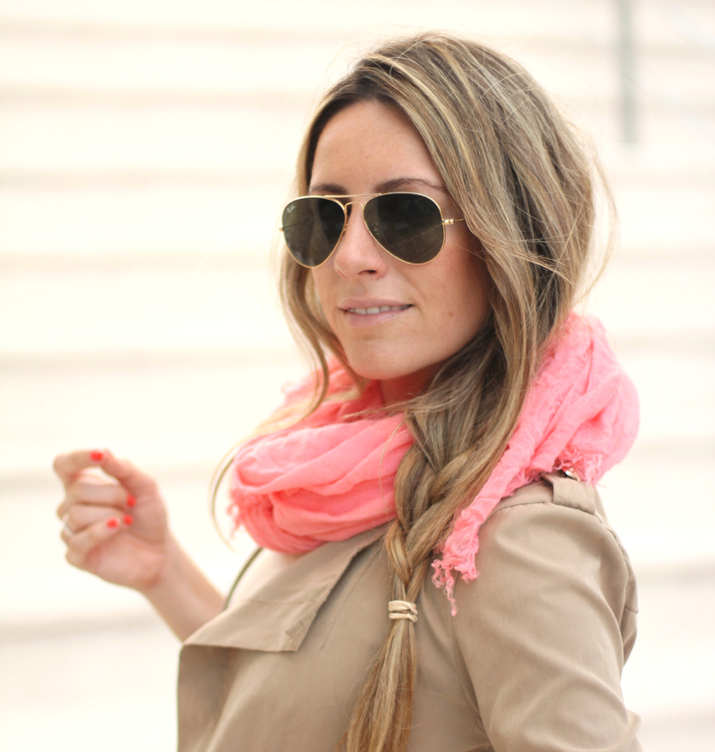 Mónica Sors, Fashion Blogger, bloguera de moda, Mes Voyages à Paris, Fashion Salade