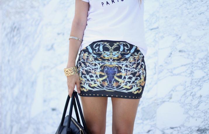 Baroque skirt (2)