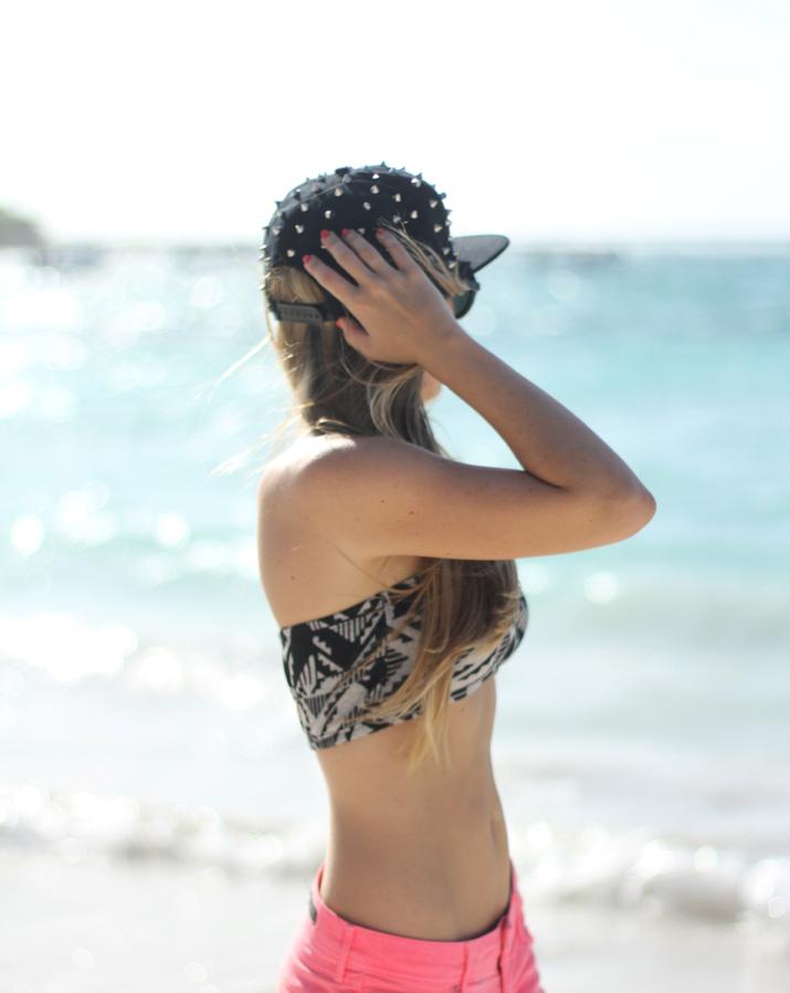 Fashion blogger beach (4)