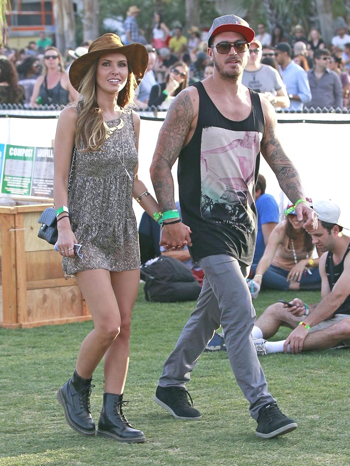 Looks Coachella 2013