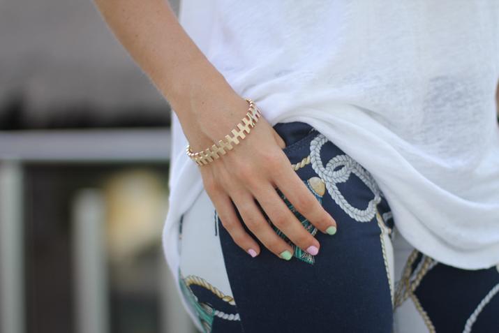 Printed jeans (1)
