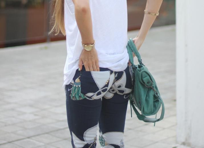 Printed jeans (6)