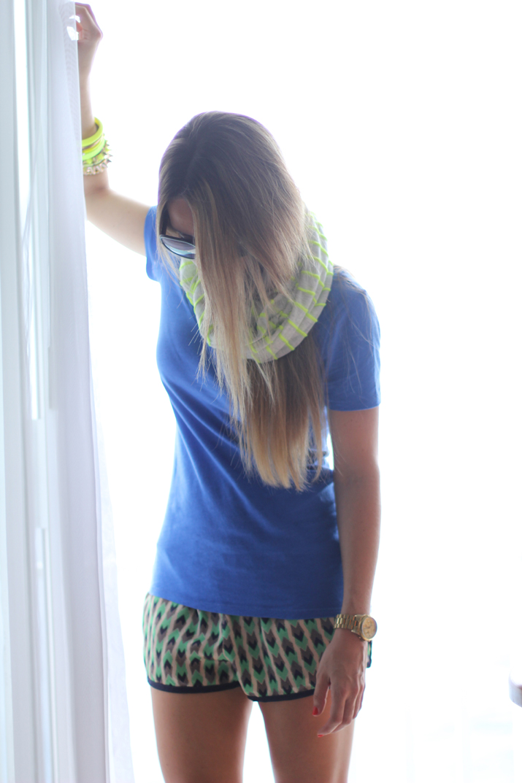 Royal blue look Mónica Sors blog (2)