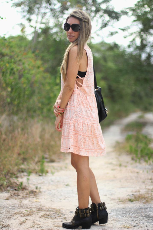 Side strap dress Oneil Mónica Sors