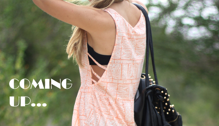 Vestido primavera verano 2013 blog moda