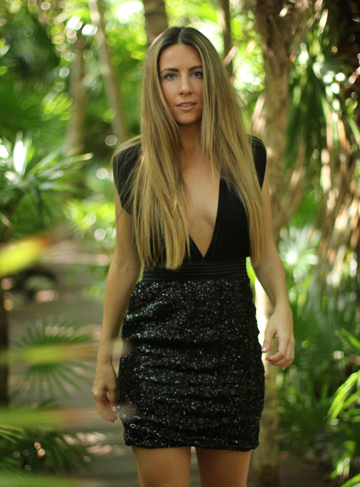 Little black dress (LBD) 2013 fashion blogger