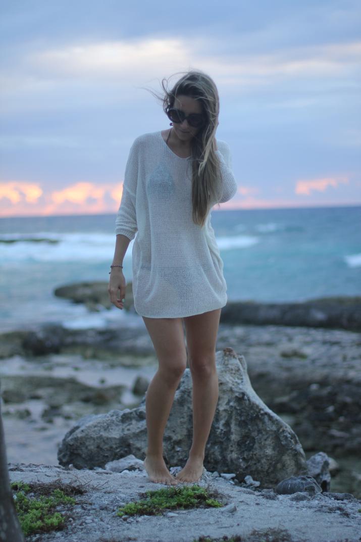 Mexican Caribbean surnrise Mónica Sors Fashion Blog (8)