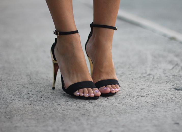 sandalias Zara blog de moda