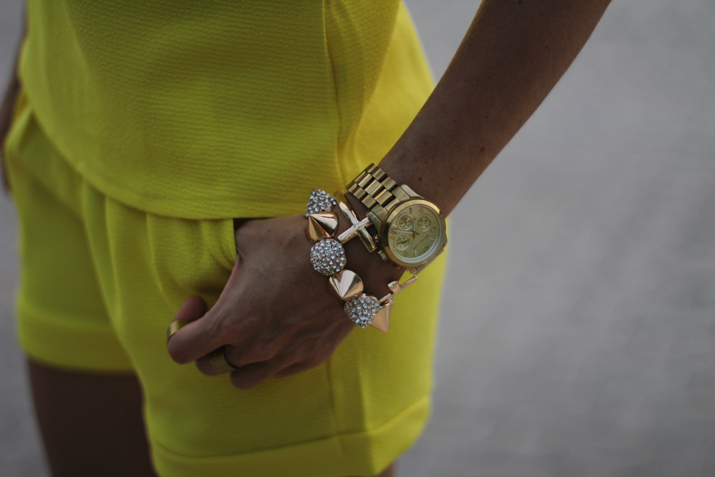 Reloj Michael Kors, bloguera de moda