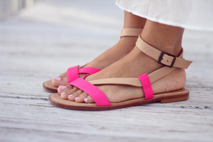 Summer sandals 2013