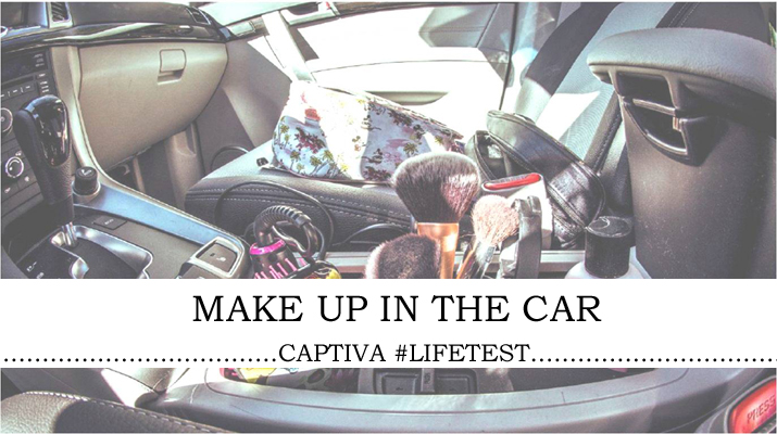 Chevrolet Captiva lifetest