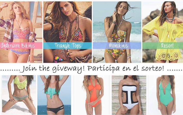 Swimwear trends 2013 giveaway